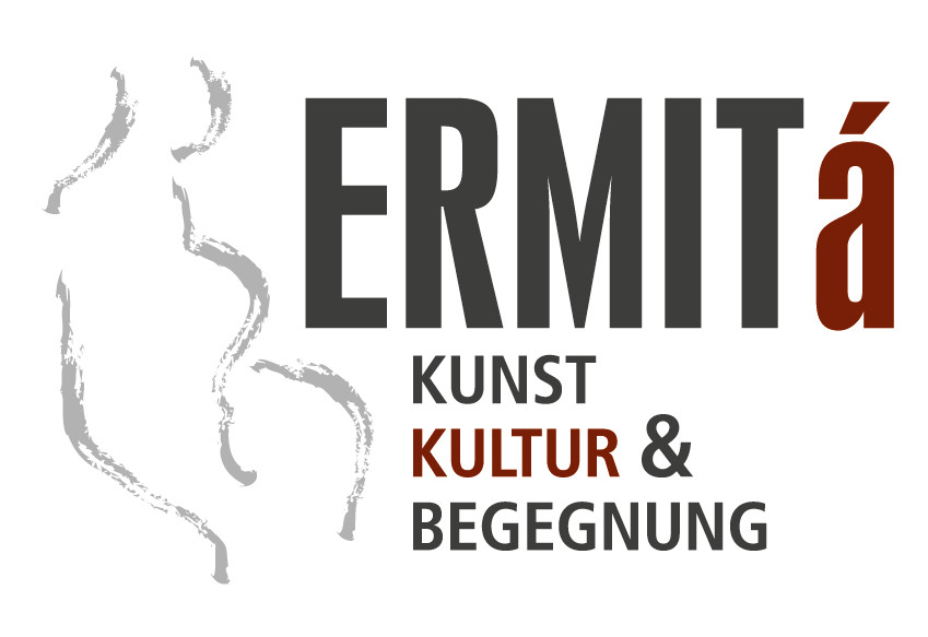 Logoentwicklung Galerie ERMITá Haßloch