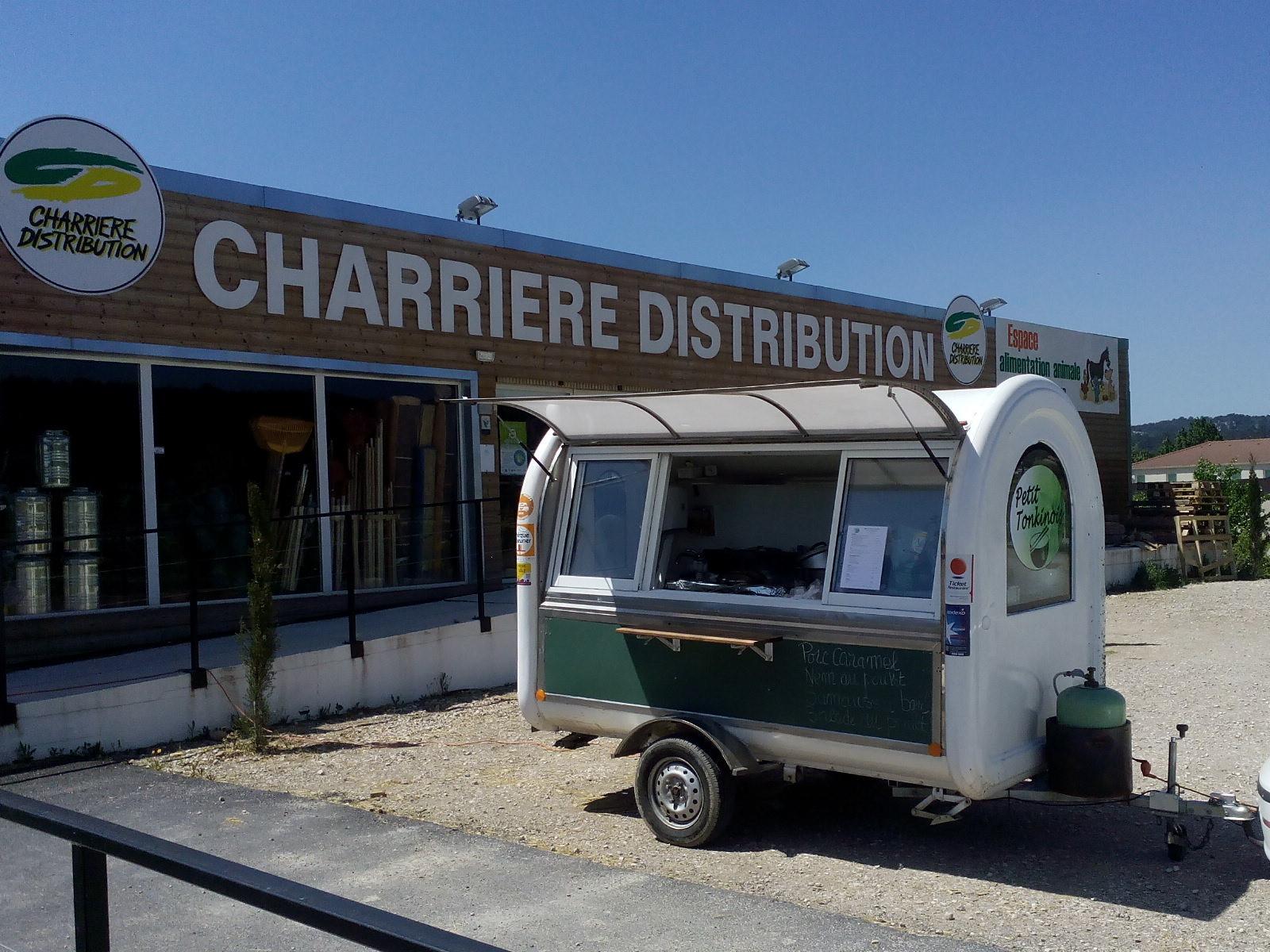 Charrière Distribution / Le Canet de Meyreuil