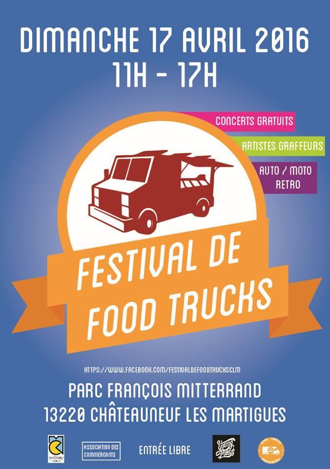 Festival de Food Trucks / Châteauneuf les Martigues