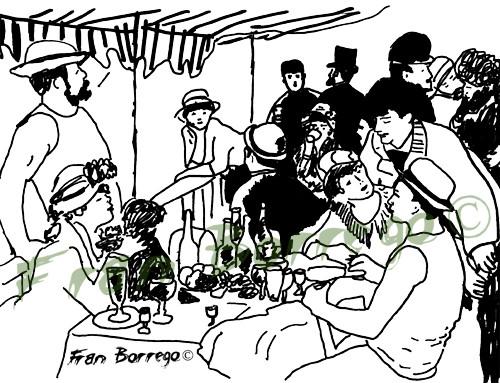 Mi homenaje a Renoir