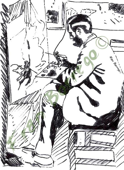 Homenaje a Renoir