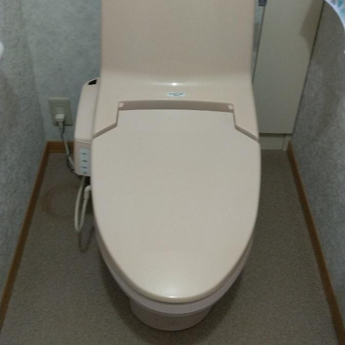 K様 トイレ取替工事
