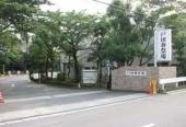 戸田斎場入口