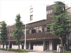 願徳寺の外観