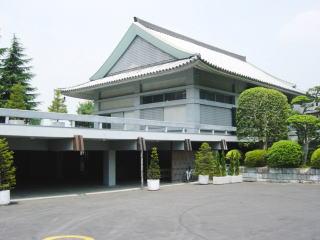 本立寺の外観