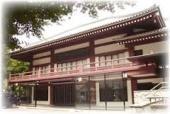 祥雲寺式場入口