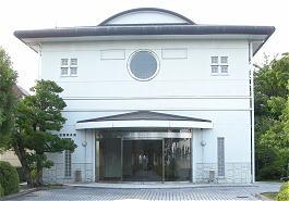 宝樹院会館の外観