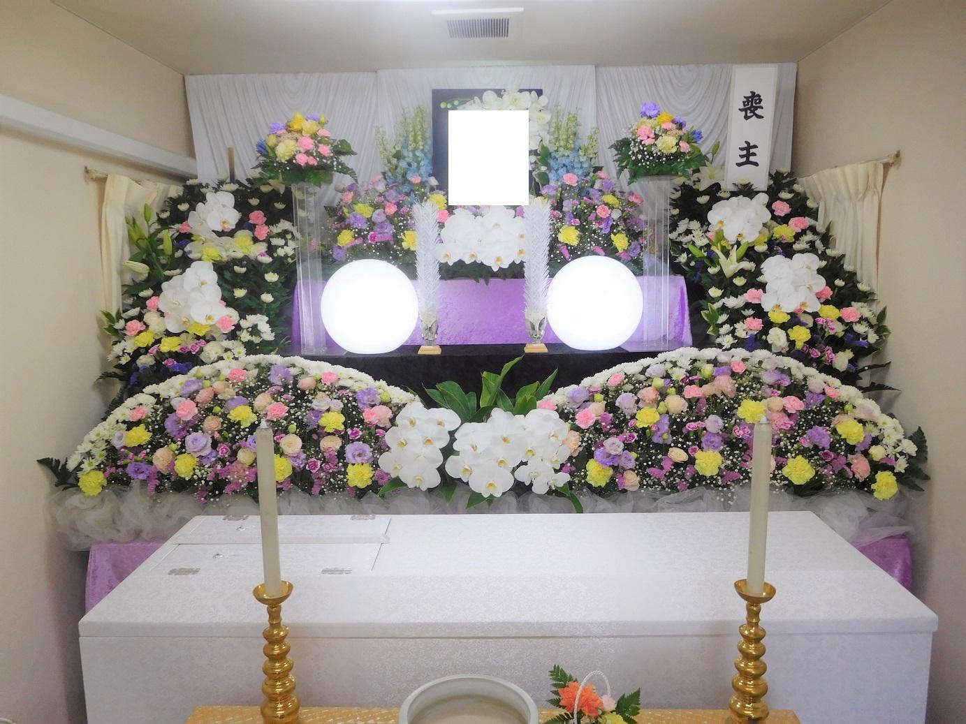 戸田斎場サービス館での和光市民葬