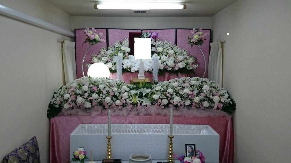 戸田サービス館での和光市民葬の家族葬