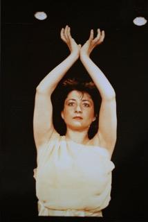 Maité Pébay choréo-vidéaste