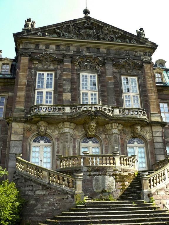 Umgebung - Schloss Burgscheidungen