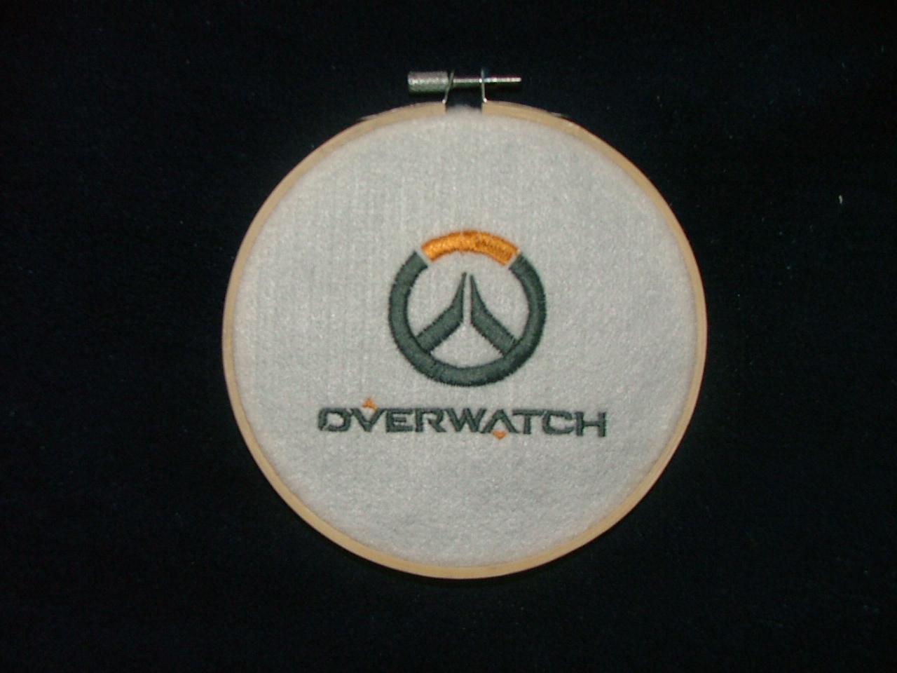 Overwatch 10x10cm