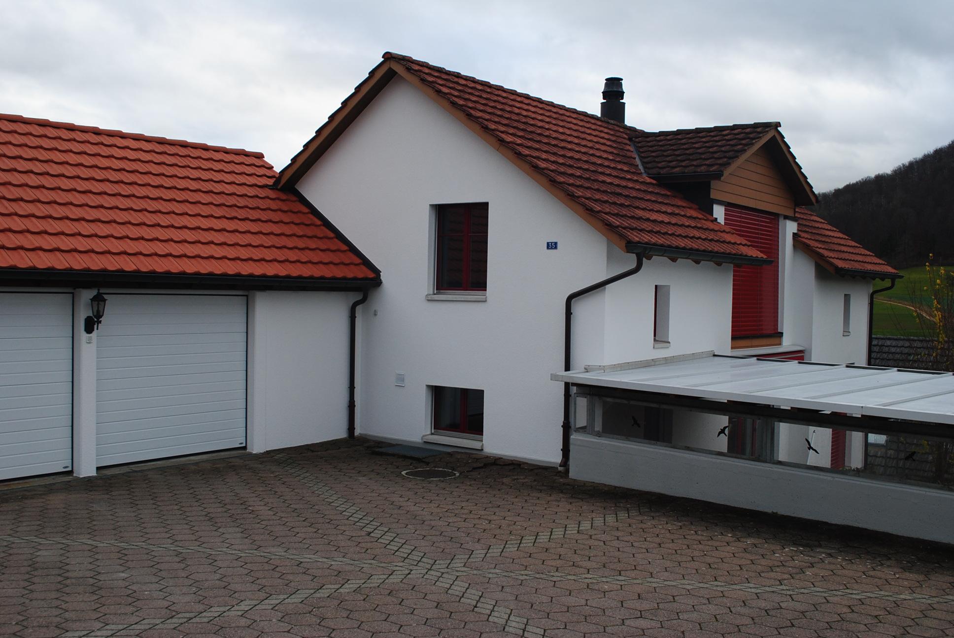 Fassade,Wittnau