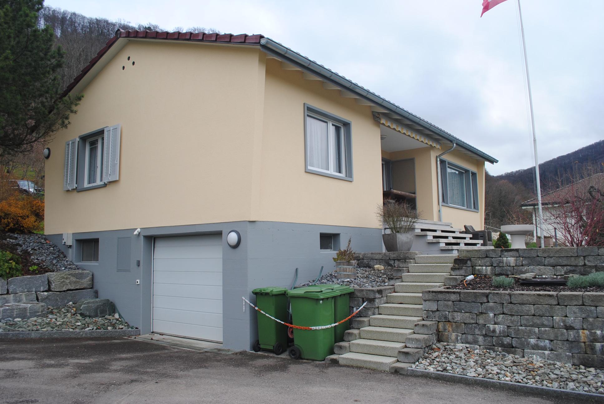 Fassade, Kienberg
