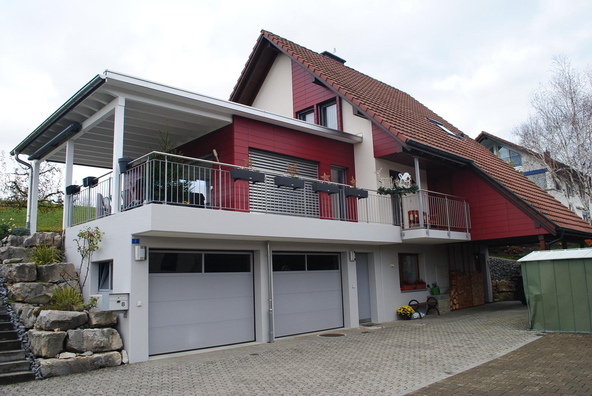 Fassade,Gipf-Oberfrick