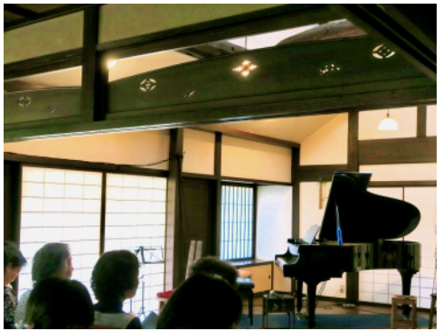桜の庄兵衛|天高く四管響くコンサート