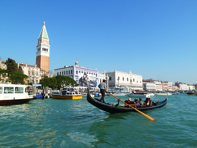 イタリア ベネツィア 大運河