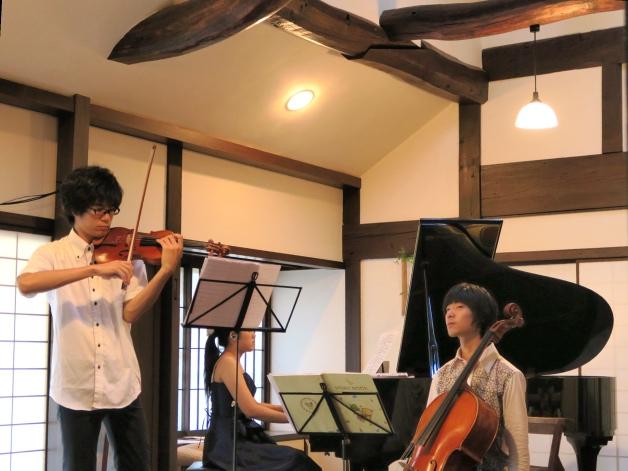 桜の庄兵衛|夏空に 涼風そよぐ コンサート IV