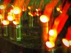 いばらき竹灯篭