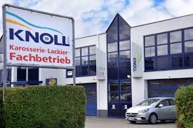 Autolackiererei Knoll GmbH – Karosseriefachbetrieb