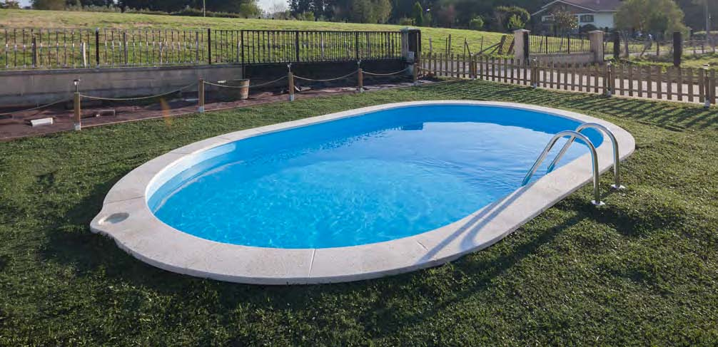 Piscinas desmontables gre trasdos sl for Piscinas desmontables enterradas