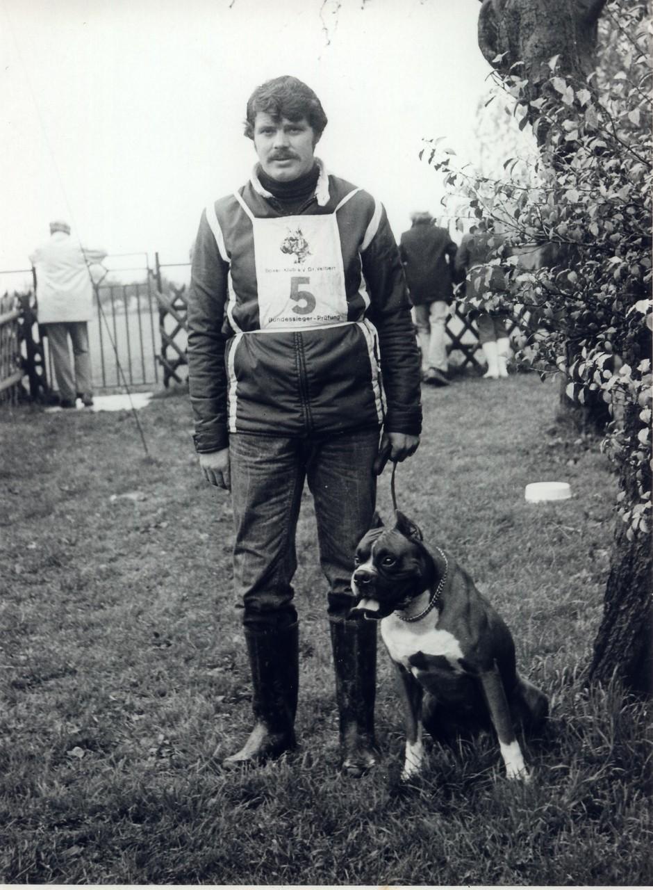 Cäsar vom Hohen Venn, Bundessieger 1975
