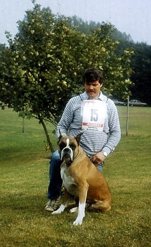 Balduin von der Donnersburg, Bundessieger 1982