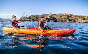 Prêt de kayak - Quai de la Floride