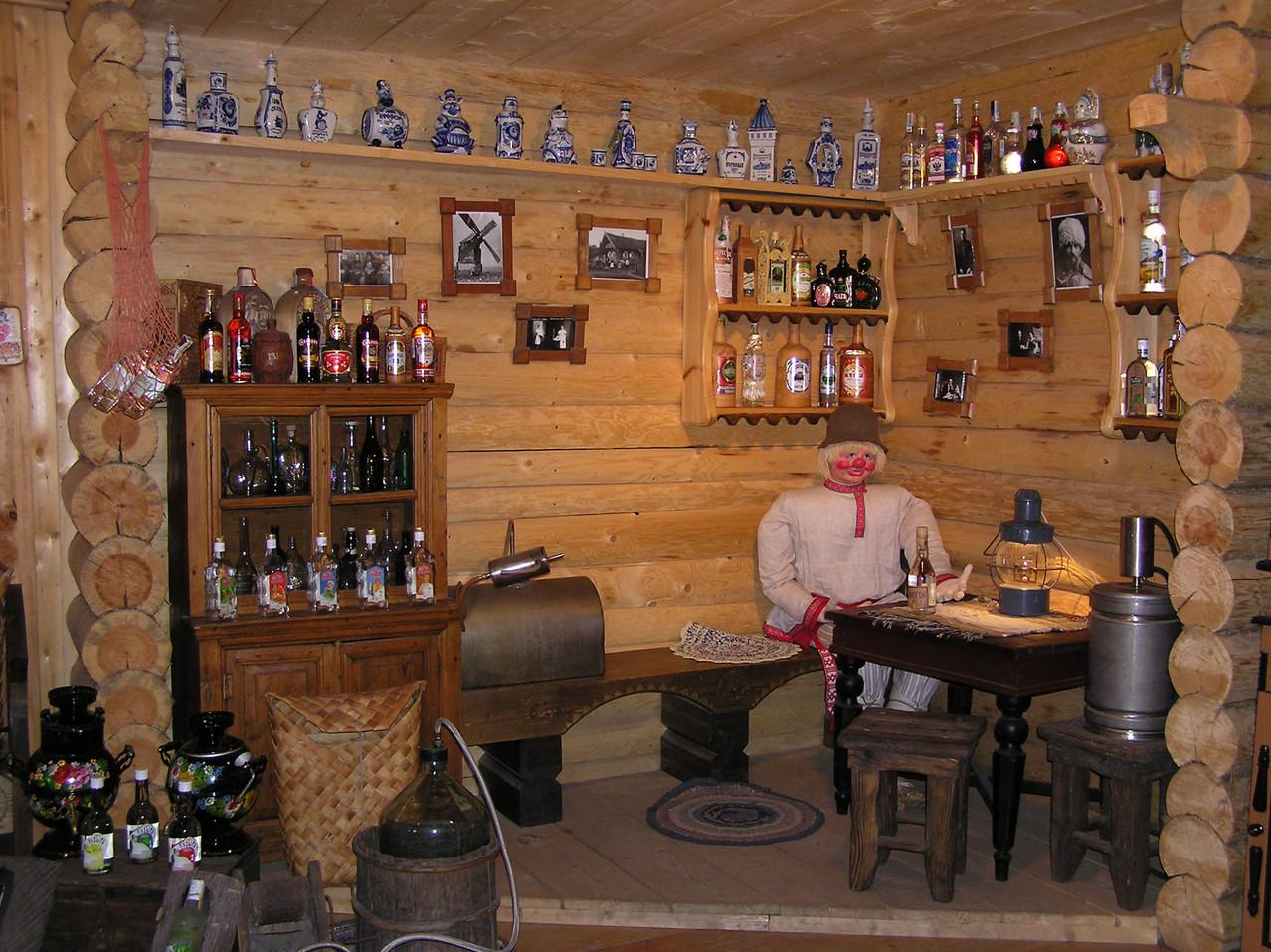 ... Wodkamuseum, ...