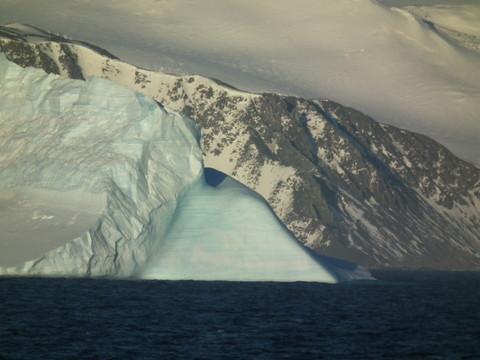 ... und Eisberge