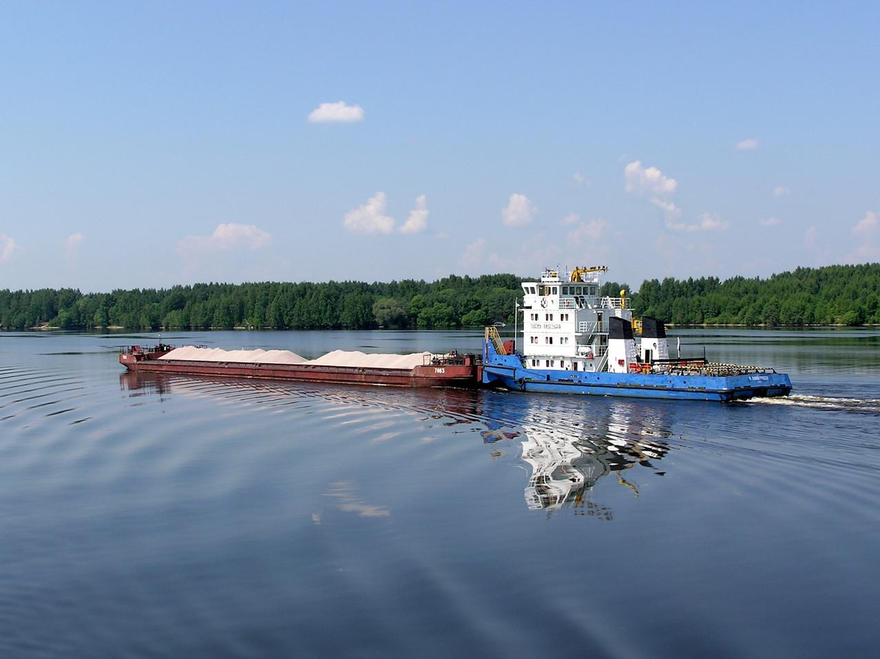... Lastschiffen, ...