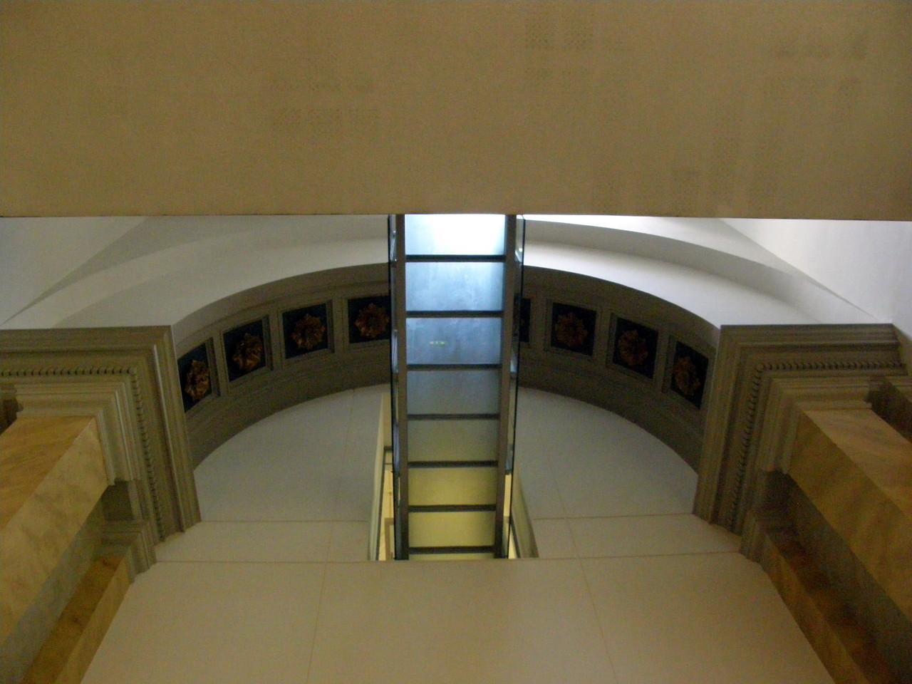 ... vorbildlich: Architektur als Lesebuch der Geschichte.