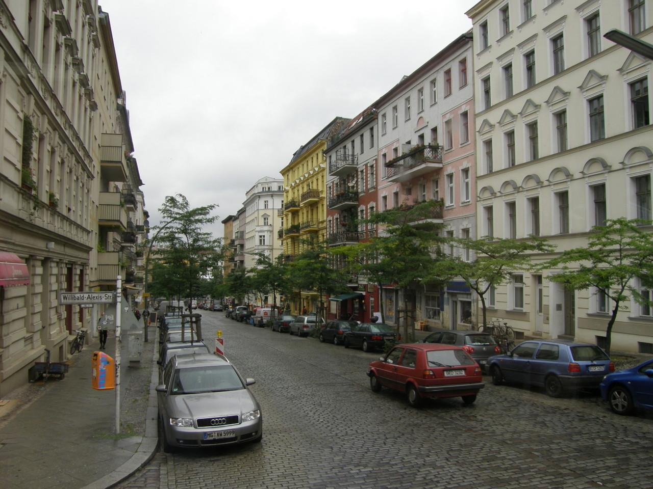... in Kreuzberg.