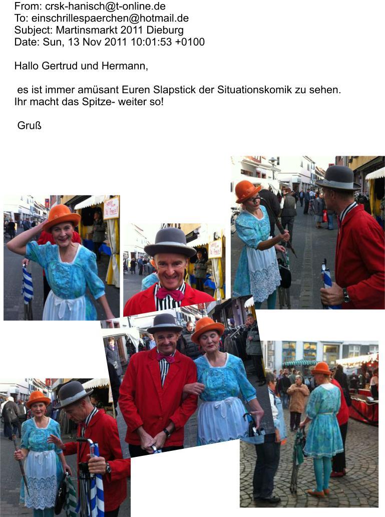 Martinsmarkt Dieburg
