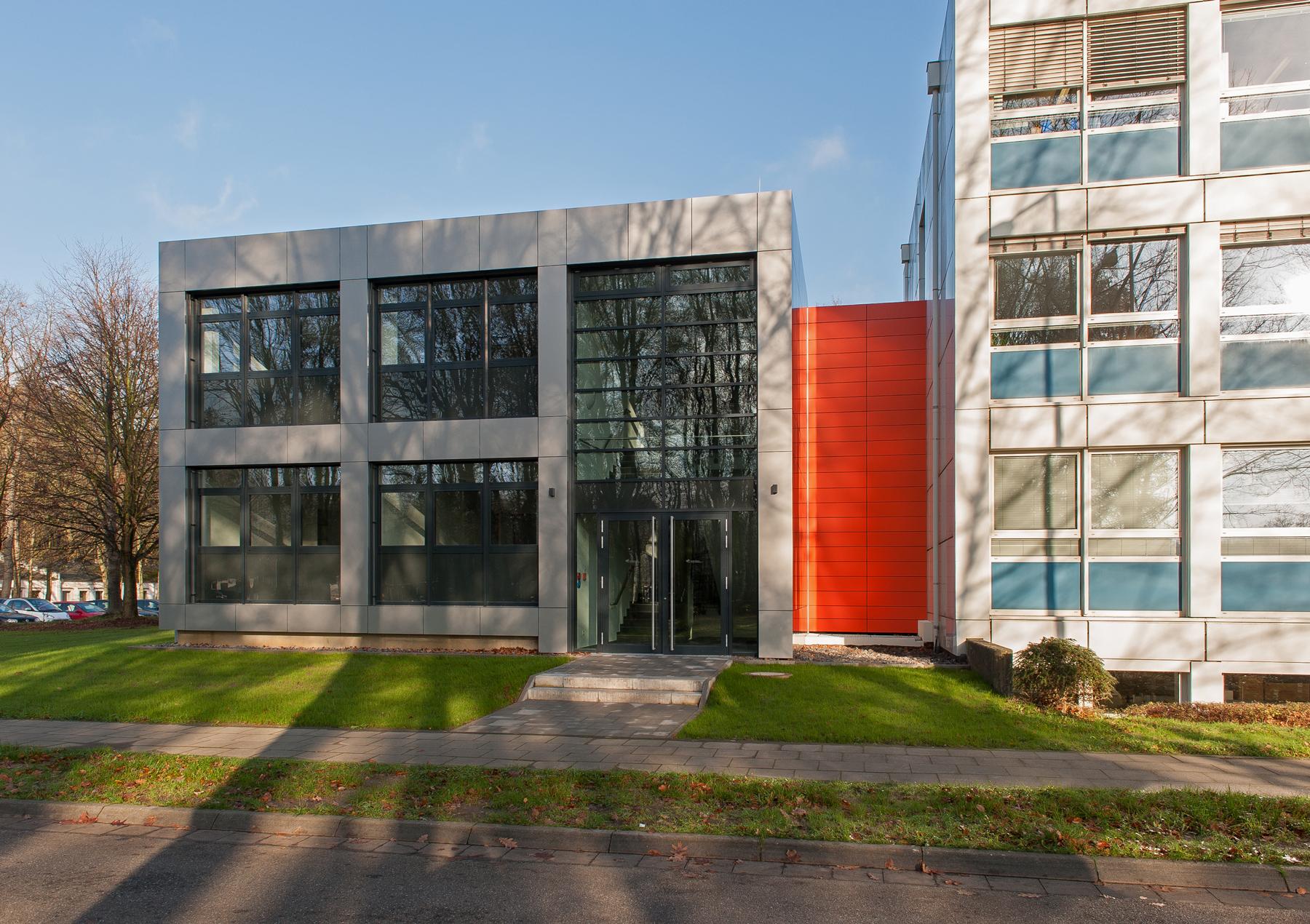 Erweiterung Laborgebäude 51