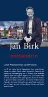 2 Seiten Flyer Jan Birk Stichwahl
