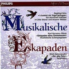 Peter Falk - Musikalische Eskapaden, Nordwestdeutsche Philharmonie,