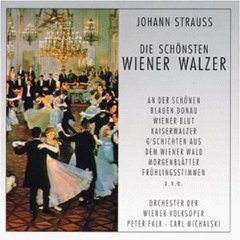 Johann Strauss - Die schönsten Wiener Walzer