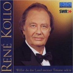 René Kollo - Willst du das Land Meiner Träume - SWR Rundfunkorchester Kaiserslautern - Dirigent: Peter Falk, 2001
