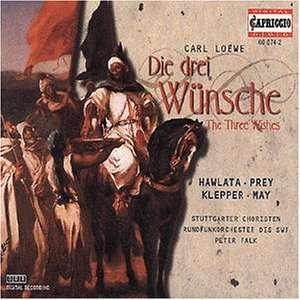 Carl Loewe - Die drei Wünsche - SWR Rundfunkorchester Kaiserslautern - Dirigent: Peter Falk