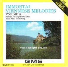 Immortal Viennese Melodies - Wiener Volksoper Orchester