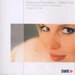 Katarzyna Dondalska - Debut live - SWR Rundfunkorchester Kaiserslautern - Dirigent: Peter Falk