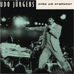 Udo Jürgens - Open Air Symphony, Rundfunkorchester des hessischen Rundfunks - Dirigent: Peter Falk,