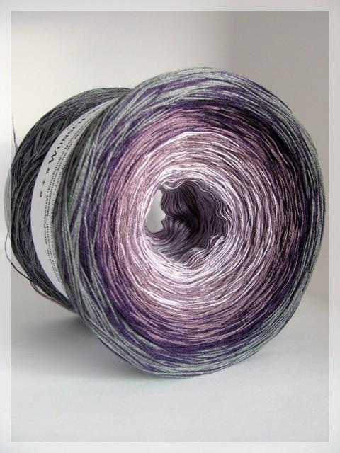 lavendel-violett-lila-mittelgrau {meliert}