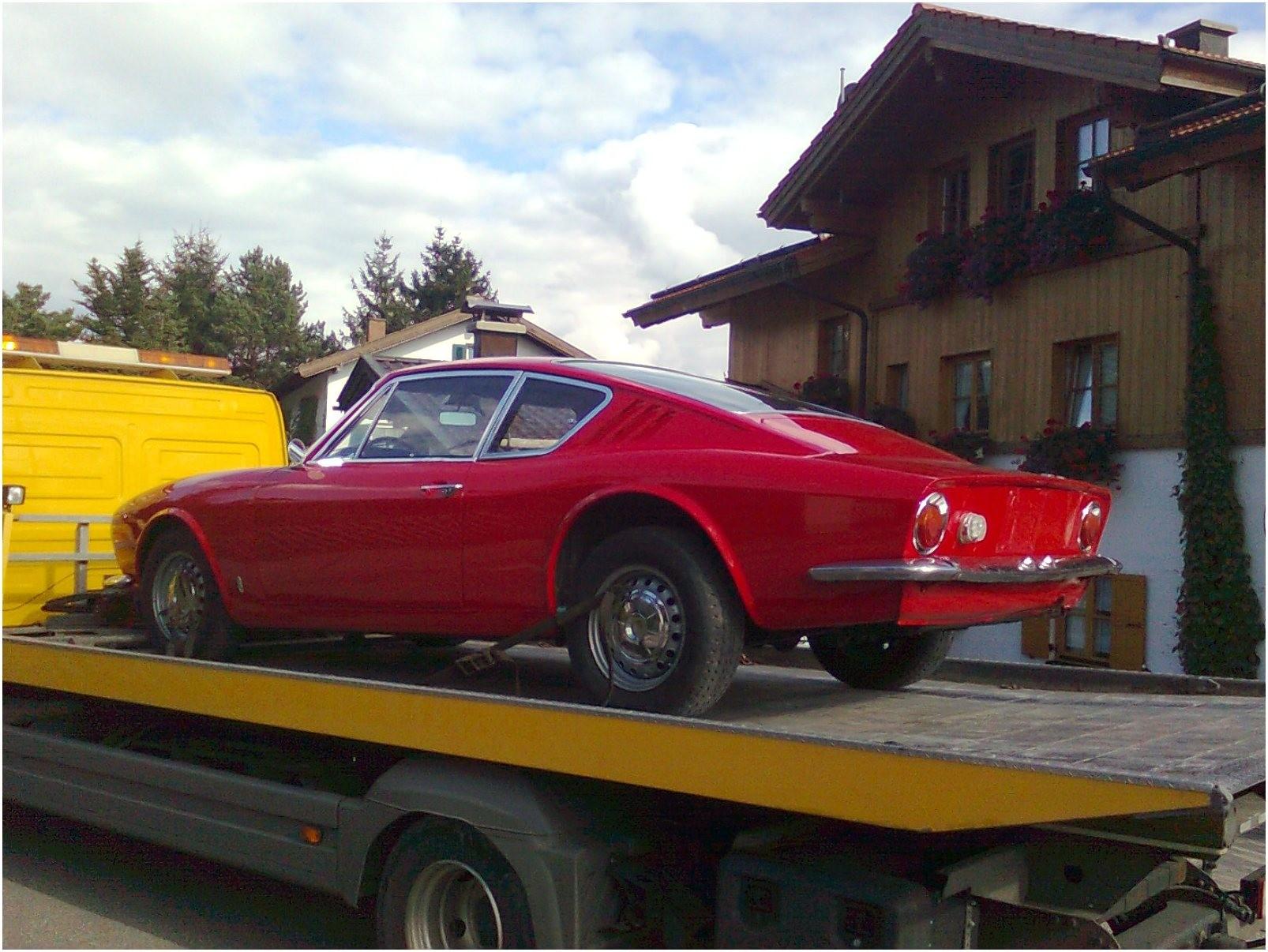 Der Transport von Italien nach Deutschland