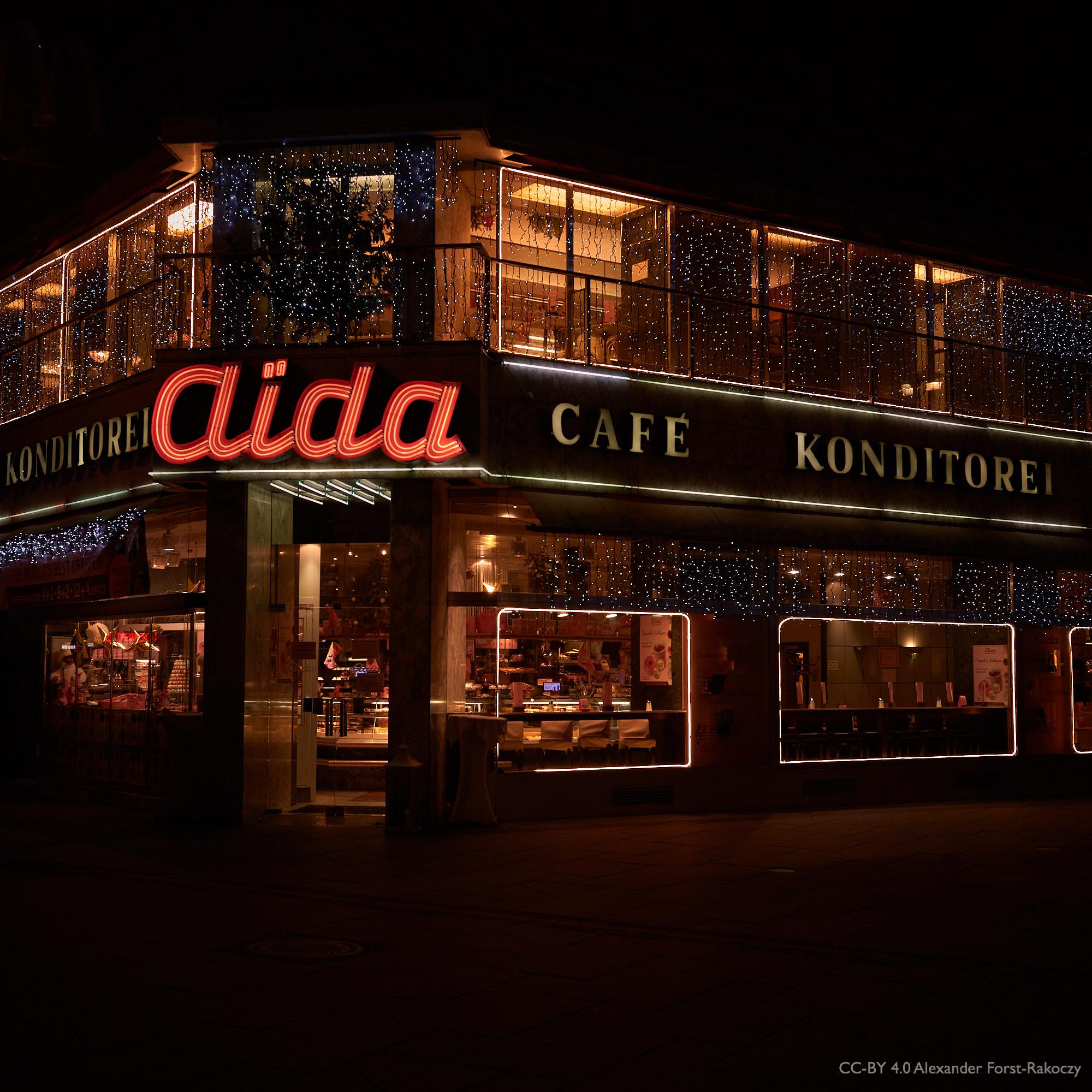 Alfora: Aïda (zeitig in der Früh)