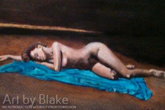 'Moonlight' by Blake