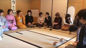 まりあ会 2019秋のお茶会