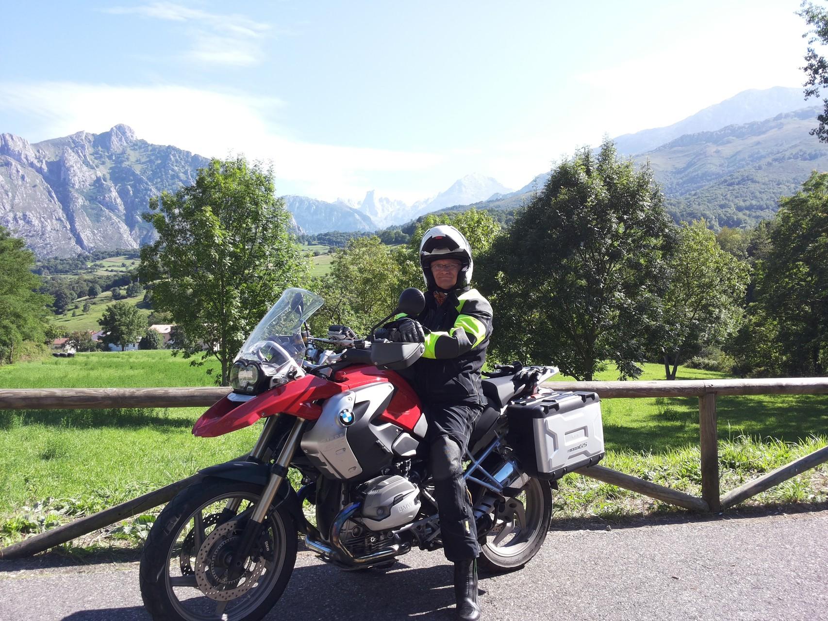 in den Picos de Europa