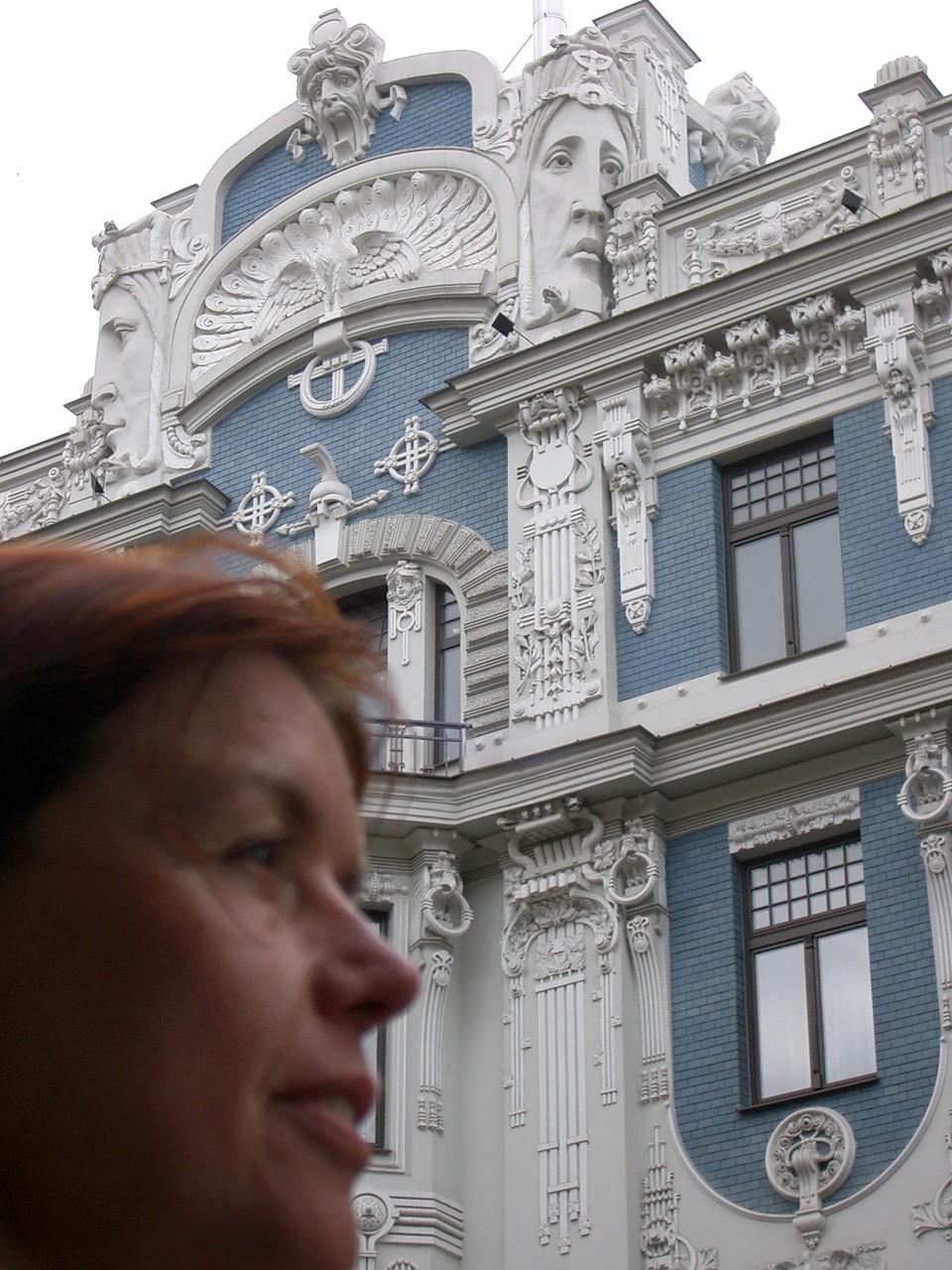 in Riga